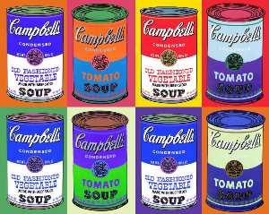Andy Warhol - campbell