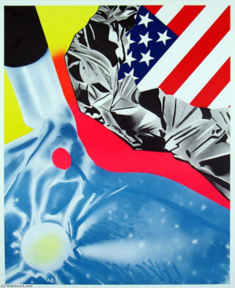 famous painting No leo castelli's of James Rosenquist