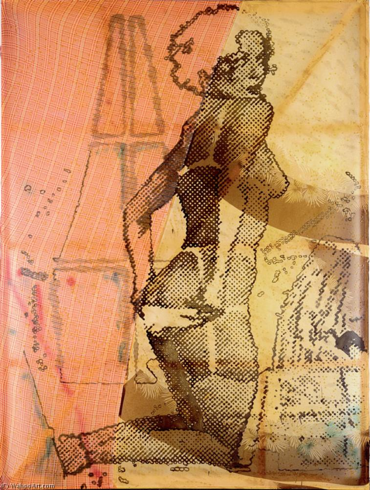 famous painting B modo of Sigmar Polke