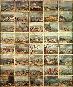 Jan Van Kessel The Elder - os animais